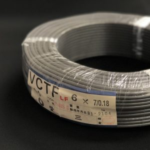 VCTF 7/0.18×6芯