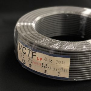 VCTF 7/0.18×8芯