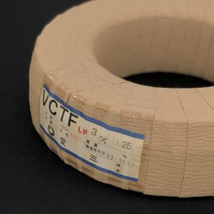 VCTF 1.25×3芯