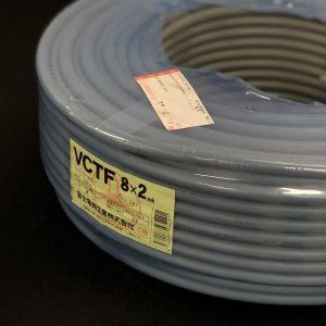 VCTF 2.0×8芯