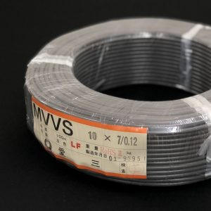 MVVS 7/0.12×10芯