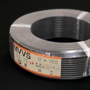 MVVS 7/0.12×12芯