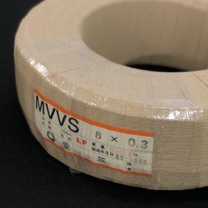 MVVS 0.3×8芯