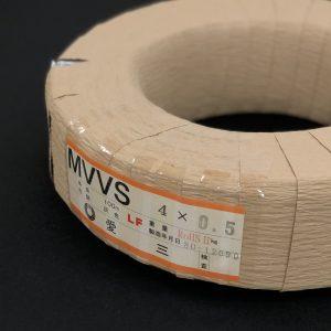 MVVS 0.5×4芯