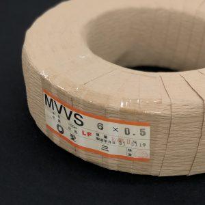 MVVS 0.5×6芯