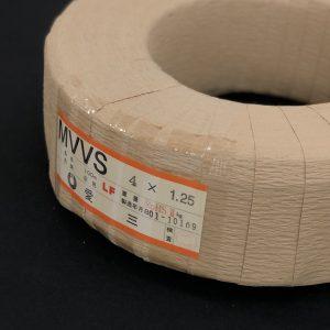 MVVS 1.25×4芯