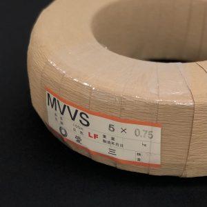 MVVS 0.75×5芯
