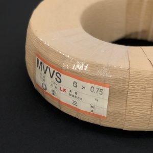 MVVS 0.75×6芯